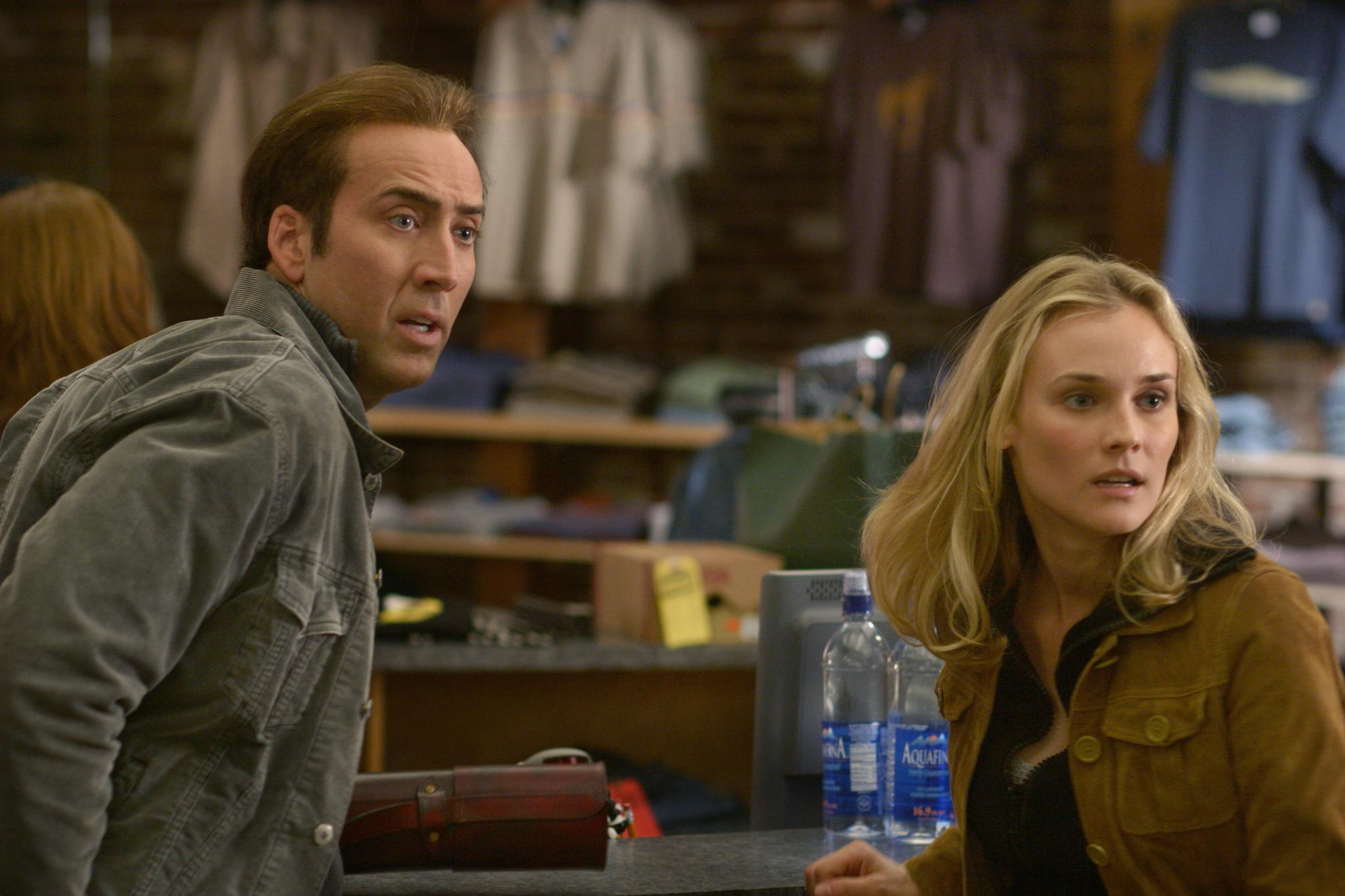 Image result for Diane Kruger and Nicolas cage