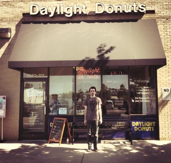 Daylight Donuts ( DAN HIRSCH photo credit)