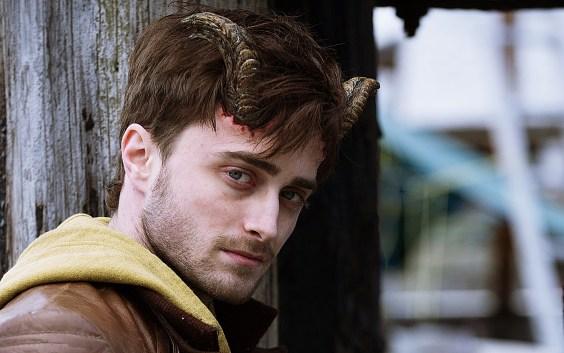 Daniel Radcliffe In Horns 2014 Film Wallpaper