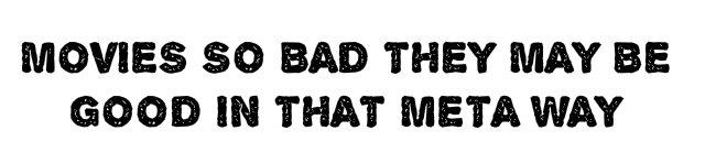 badmovies