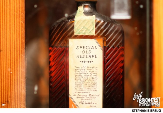 special old reserve