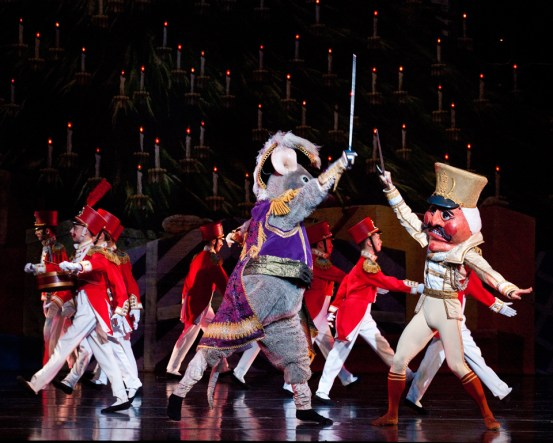 Artists of Ballet West in Willam Christensen's The Nutcracker, photo by Luke Isley (2)