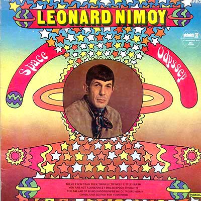 Leonard Nimoy The Ballad of Bilbo Baggins