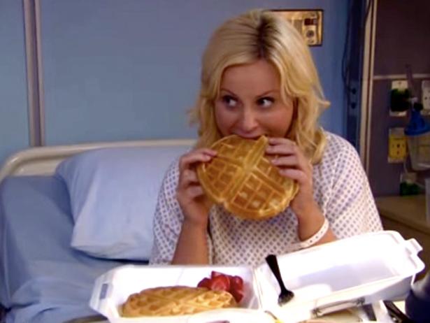Leslie knope waffle