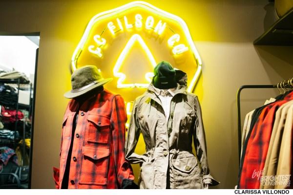 Filson Grand Opening. Photos by Clarissa Villondo www.clarissavillondo.com