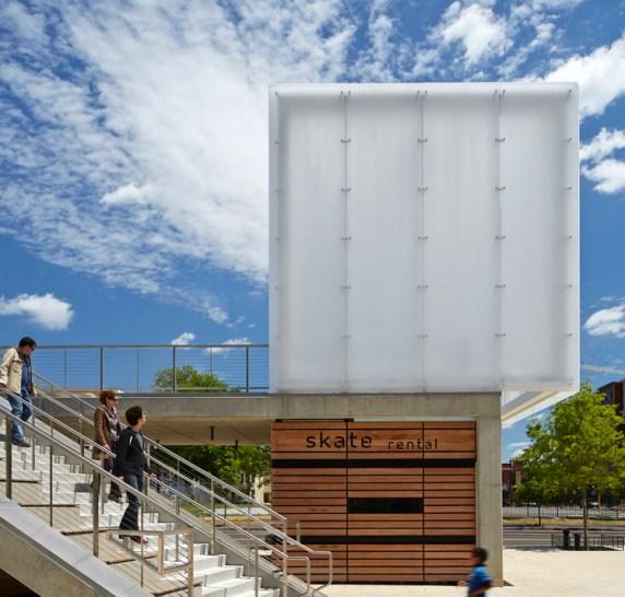 PC: Canal Park Pavilions, Washington, DC, Architect: STUDIOS architecture, Photographer: Bruce Damonte