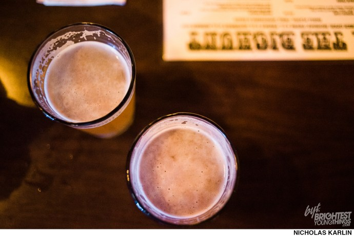 We end the night at ChurchKey, where the Logan Circle bar is spotlighting a  handful of Southern craft breweries: Burial Beer, Country Boy Brewing, ...