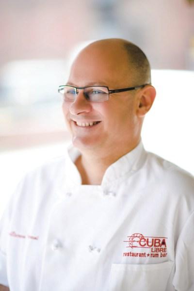 Guillermo Pernot - Concept Chef - Cuba Libre 2