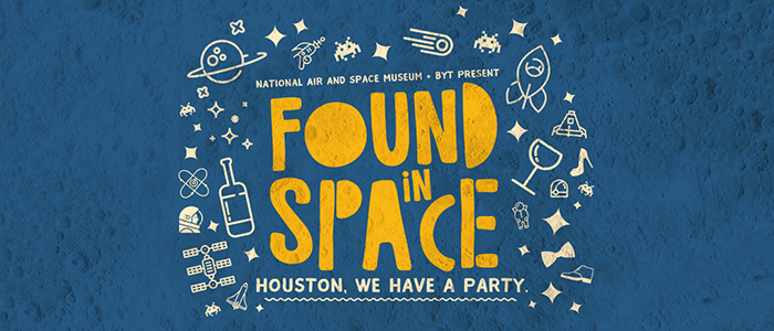 Announcing National Air And Space Museum And Byt Present Found In