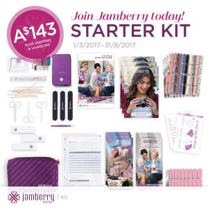 Jamberry Starter Kit