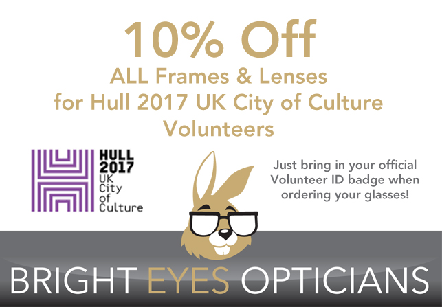 City of Culture, Special Offer, Hull