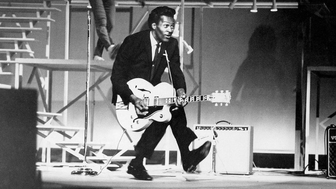 Legends from the world of music have paid their respects to the late, great Chuck Berry