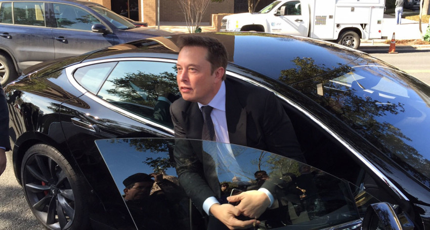 Tesla has surpassed Ford's valuation