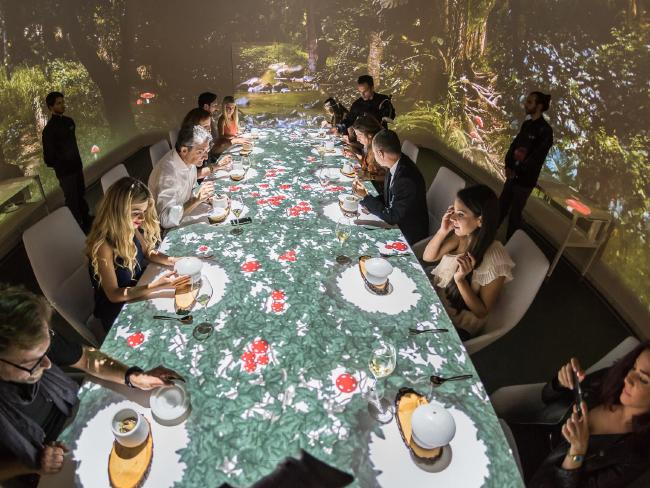 Welcome to the world's most expensive restaurant