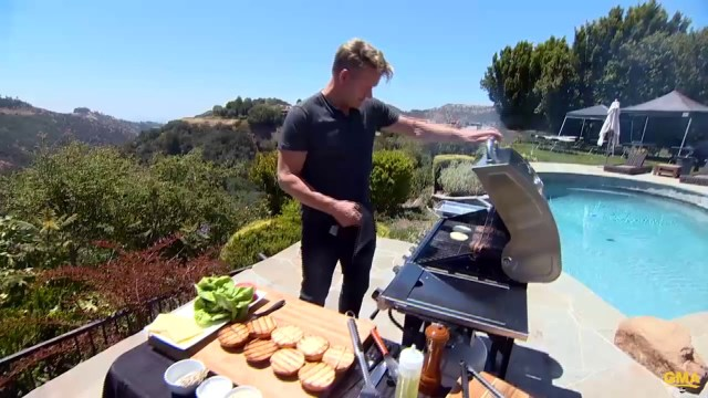 Gordon Ramsay perfect burger