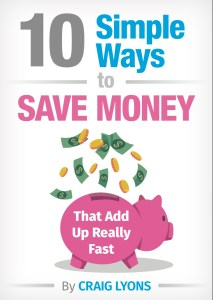 10 Simple Ways to Save Money