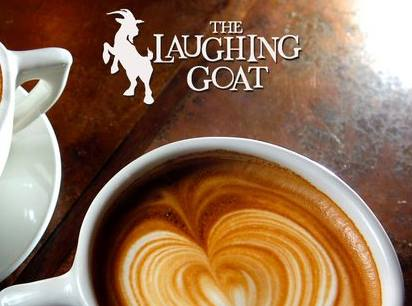 The Laughing Goat Coffeehouse (The OG of Boulder Coffeehouses) 1709 Pearl Street S--S 7AM to 11 PM Boulder, Colorado 80302 - http://thelaughinggoat.com/
