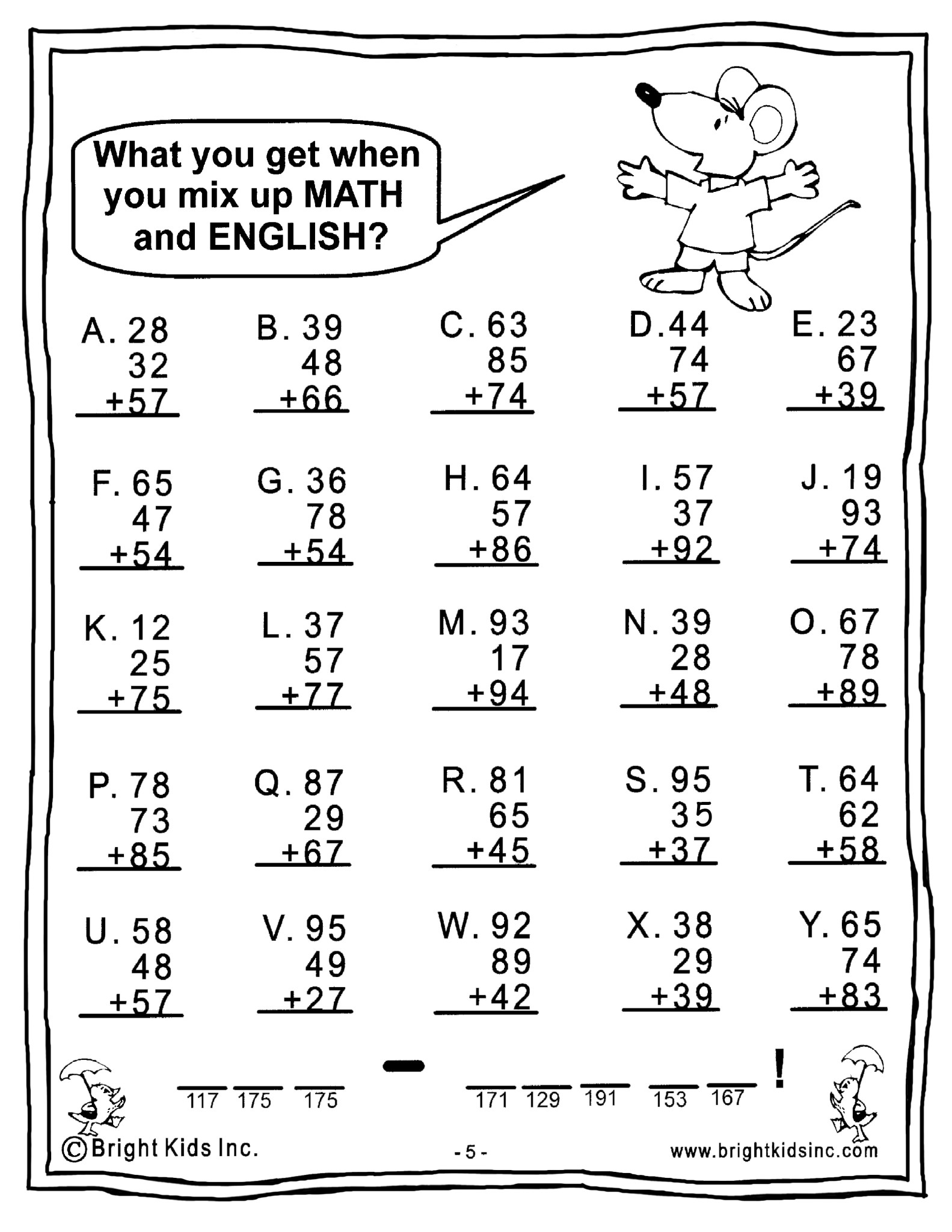 Grade 4 Mathematics