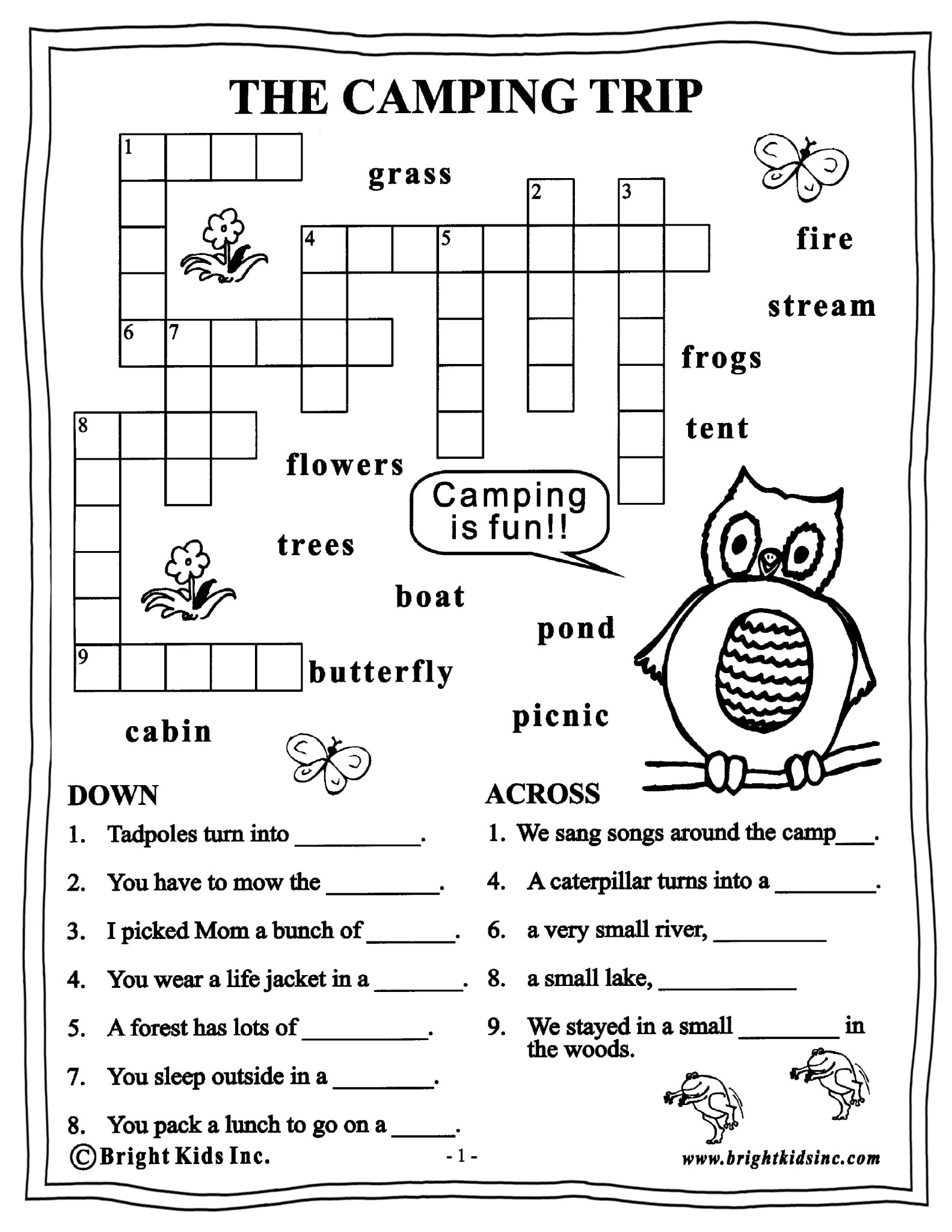 Grade 2 English Word Power Workout