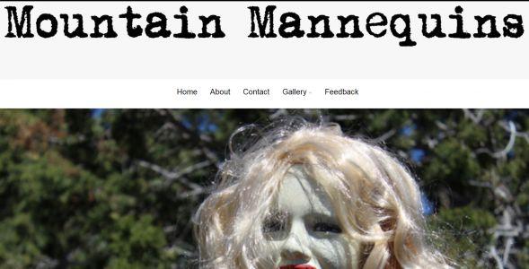 Mountain Mannequins
