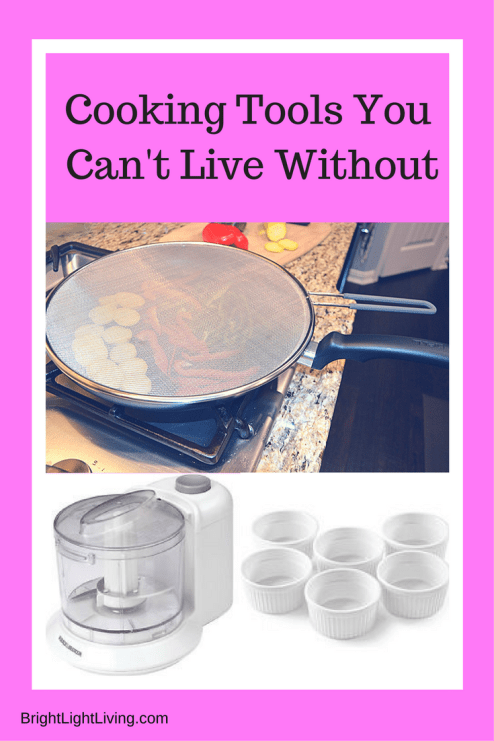 Cooking Tools You Can't Live Without (1)