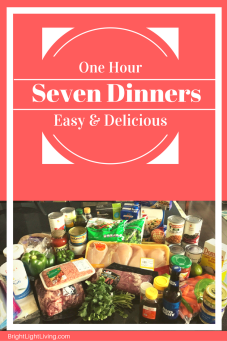 Seven Dinners