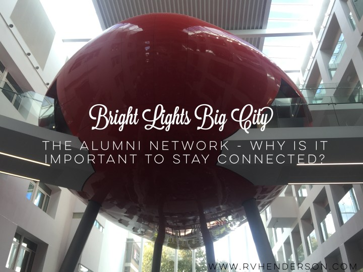 The alumni network – why is it important to stay connected?