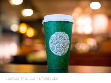 Starbucks' annual Holiday cup PR stunt 2016