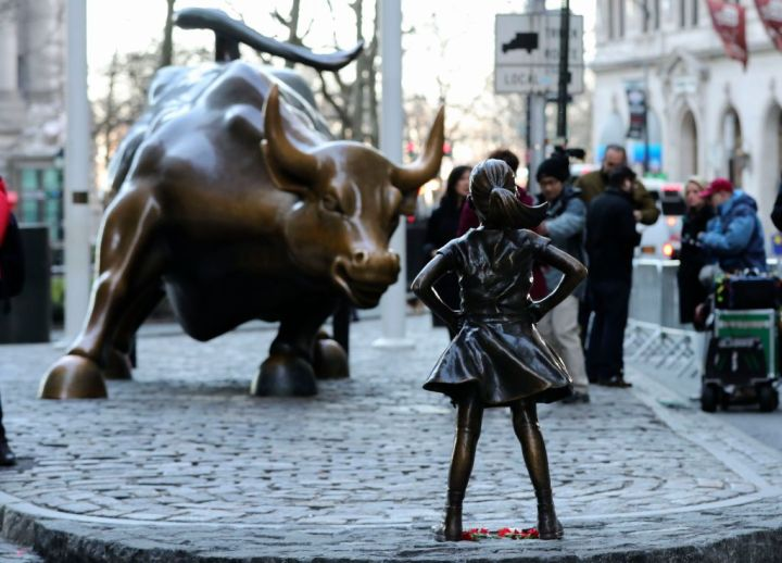 Creative Campaigns #8 – the Fearless Girl who took no bull