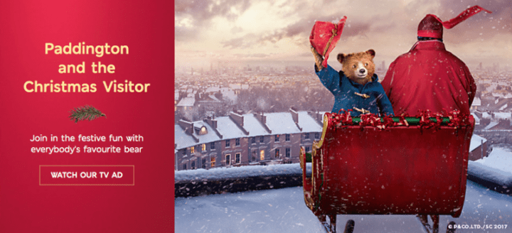 Creative Campaigns #16 – #Lovethebear Marks and Spencer's Christmas advert