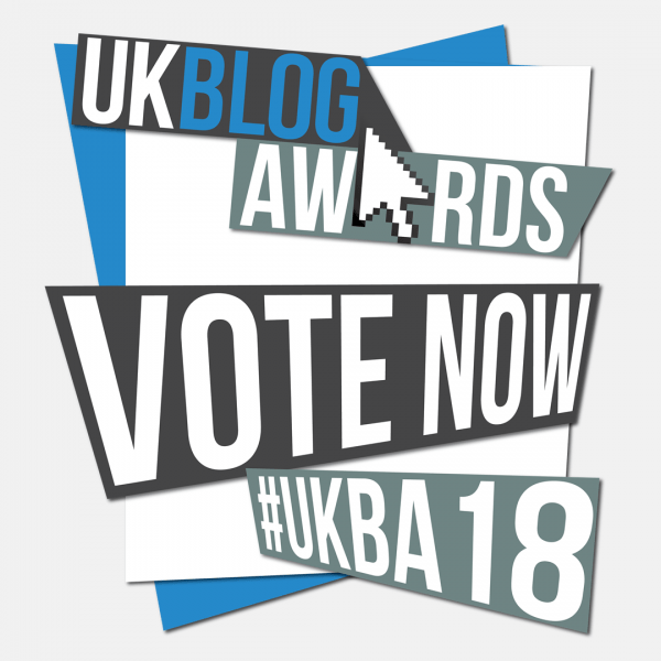Vote for Bright Lights Big City in the UK Blog Awards