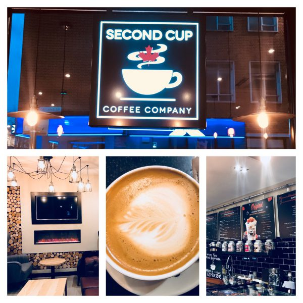 Second Cup arrives in Southampton *NOW CLOSED*