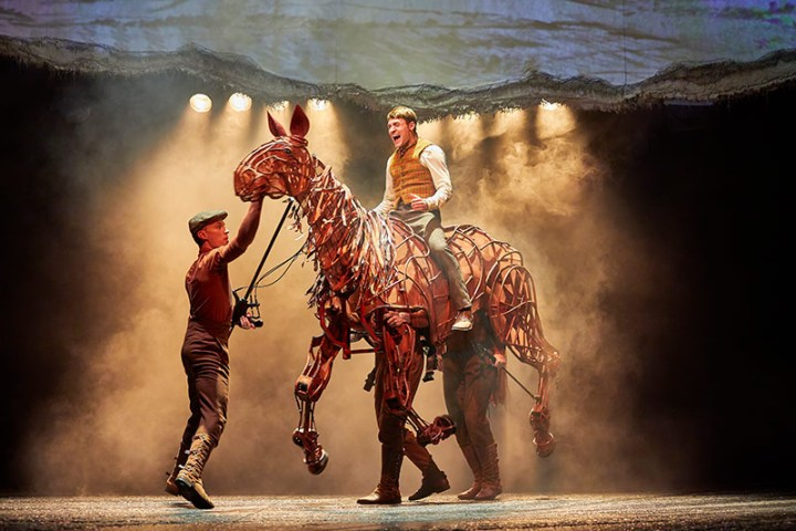 Woah Joey! Trot down to the Mayflower to watch War Horse
