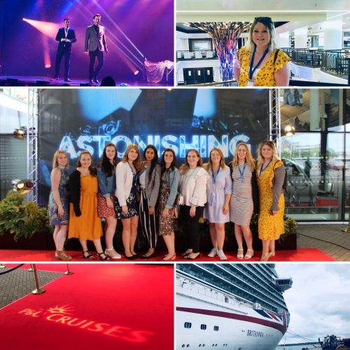 P&O Cruises present new magic show called Astonishing