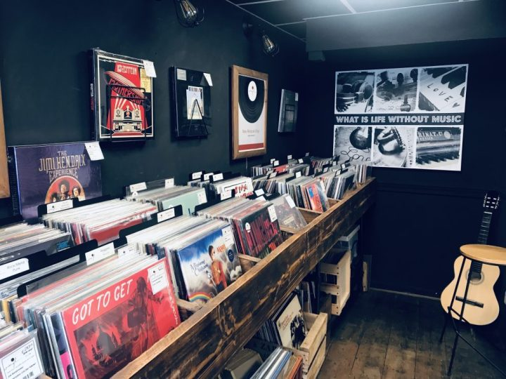 An early start for Record Store Day 2019 at Winyl