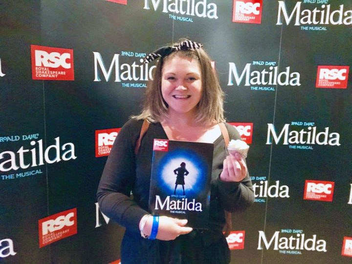 The revoltingly excellent Matilda arrives at Southampton's Mayflower Theatre