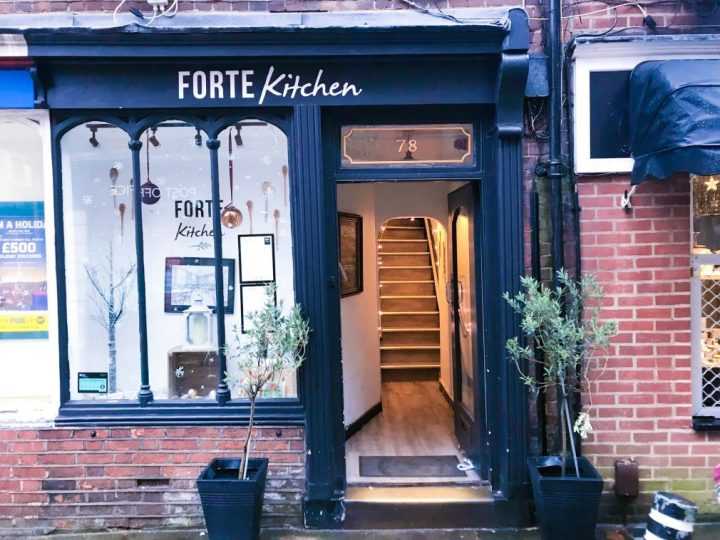 Breakfast at Forte Kitchen in Winchester