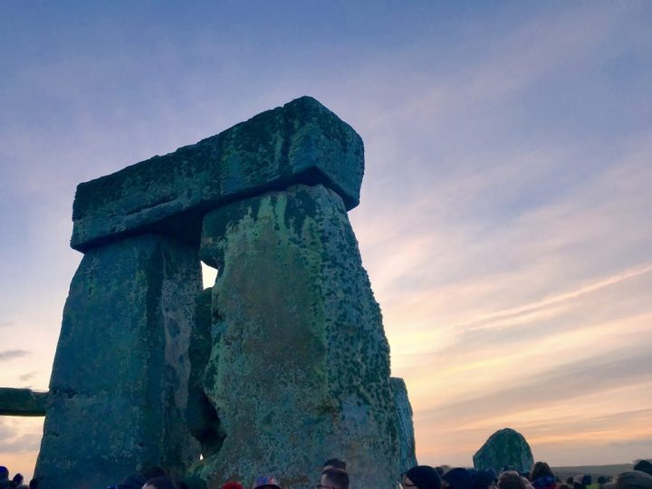 Winter Solstice at Stone Henge 2018