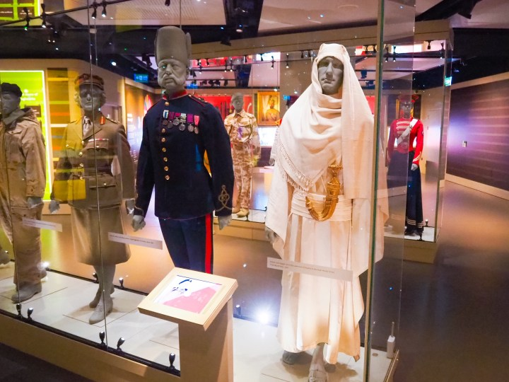 The Lawrence of Arabia Army Outfit - made famous by the film
