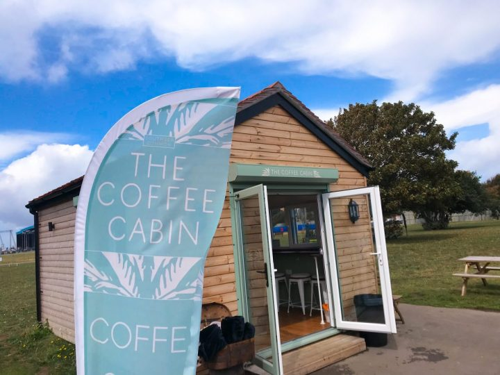 The Coffee Cabin on Southsea Common