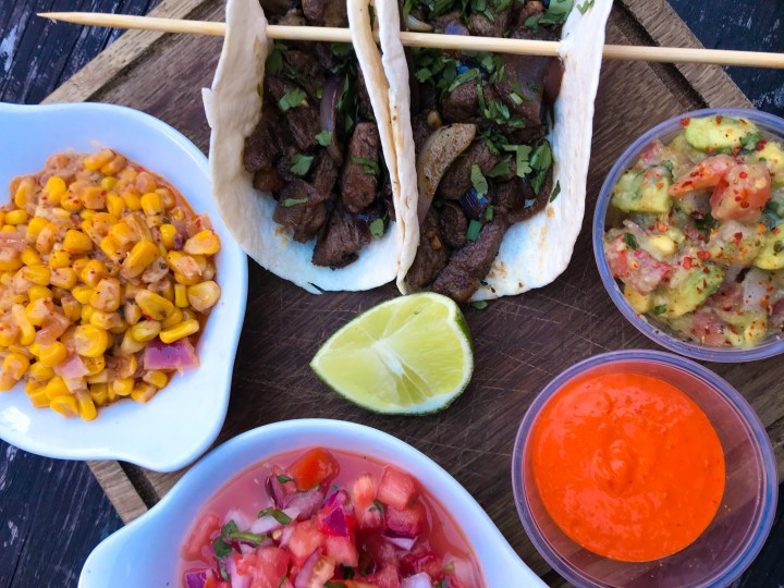 Taco Tuesday at Mi Cocina in Winchester, Hampshire