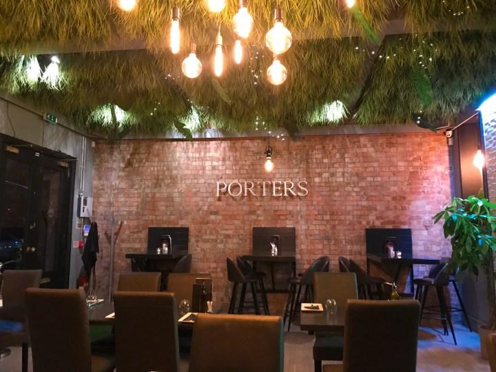 Porters Wine & Charcuterie in Southampton, Hampshire
