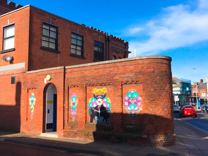 Portsmouth and Southsea Street Art in Hampshire, England