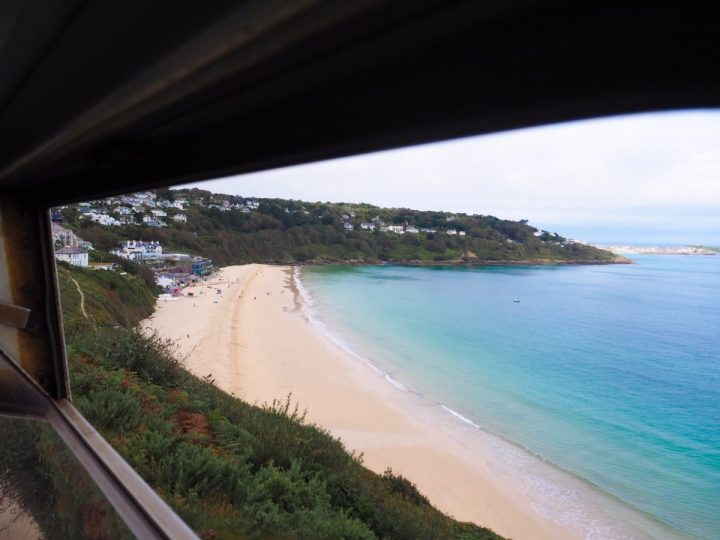 Ride the Train from St Erth to St Ives