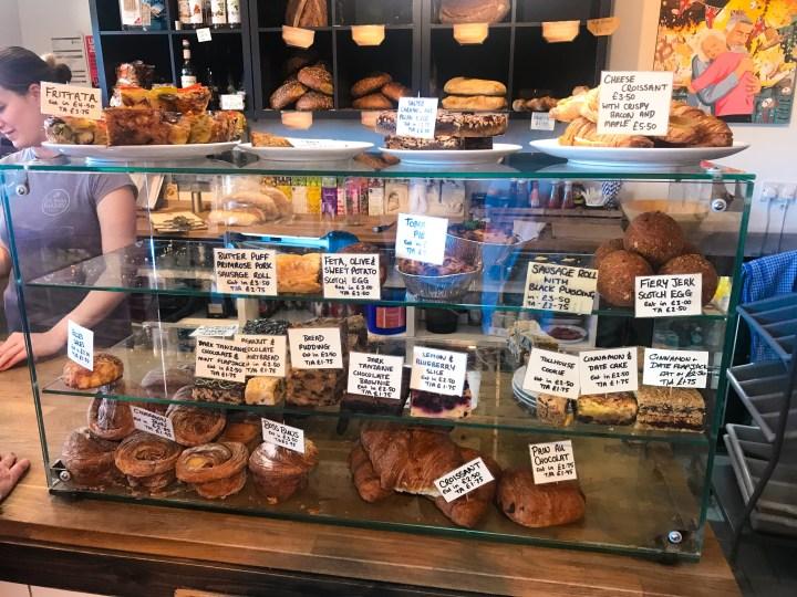 Da Bara Bakery in Truro