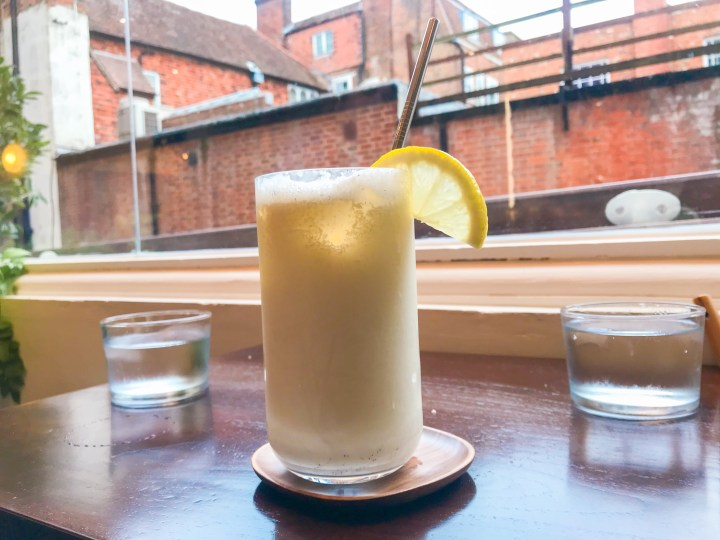 Foraged Cream Soda at Proudfoot & Co Drinks for the bold and curious in Winchester, Hampshire.