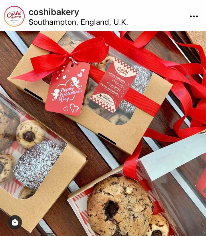Coshi Bakery on Things To Do In Hampshire This Weekend | Valentine's Day Edition | 5 FEBRUARY 2021