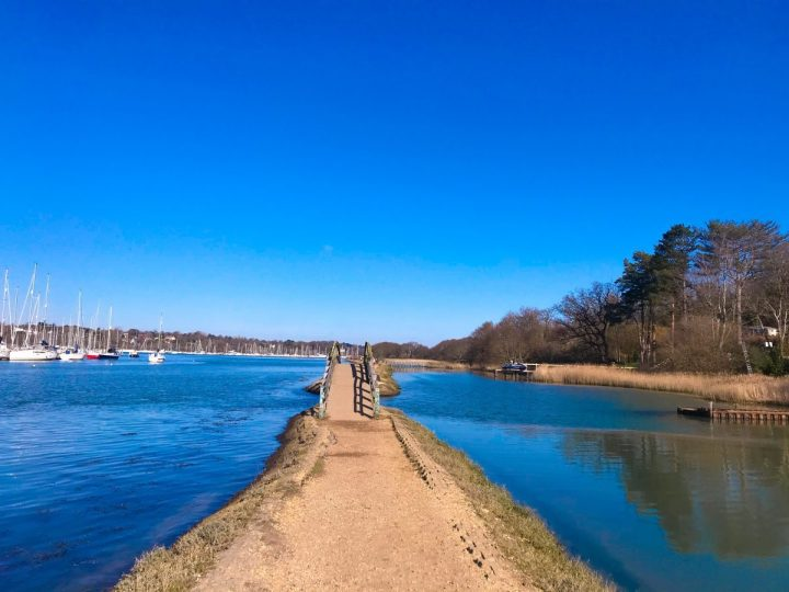 Walk the River Hamble from Warsash
