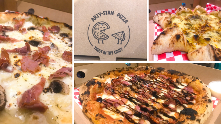 Takeaway Pizza From Arty Stan in Southampton
