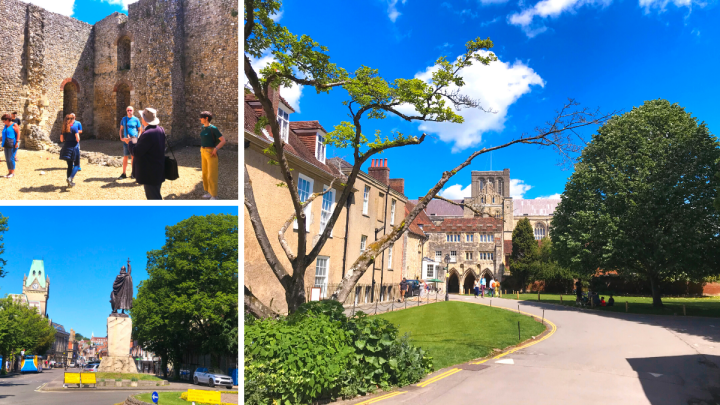 Winchester Walking Tours
